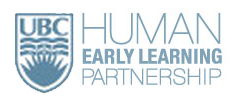 Human Early Learning Partnership (HELP)